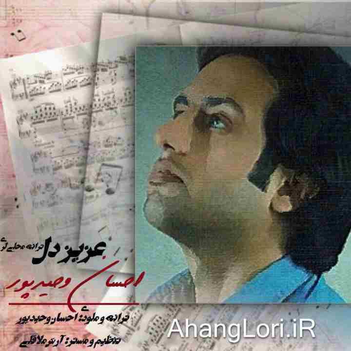 ehsanvahidpour-ahanglori دانلود آهنگ جدید لری احسان وحید پور به نام عزیز دل